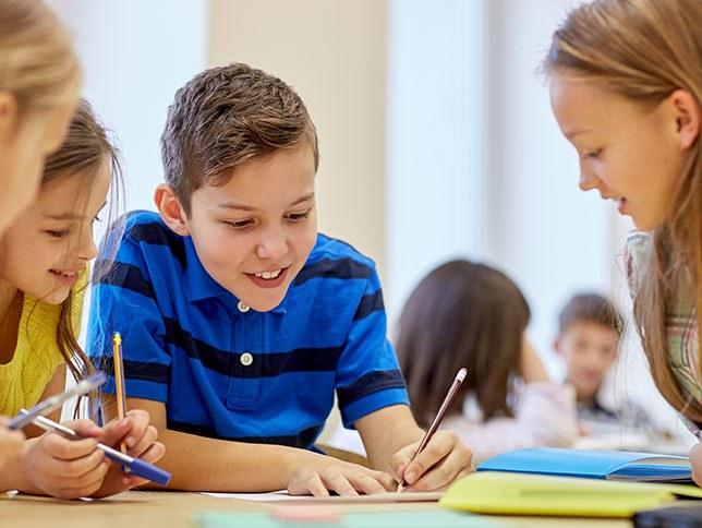 Language Center - Πρόγραμμα σπουδών για παιδιά